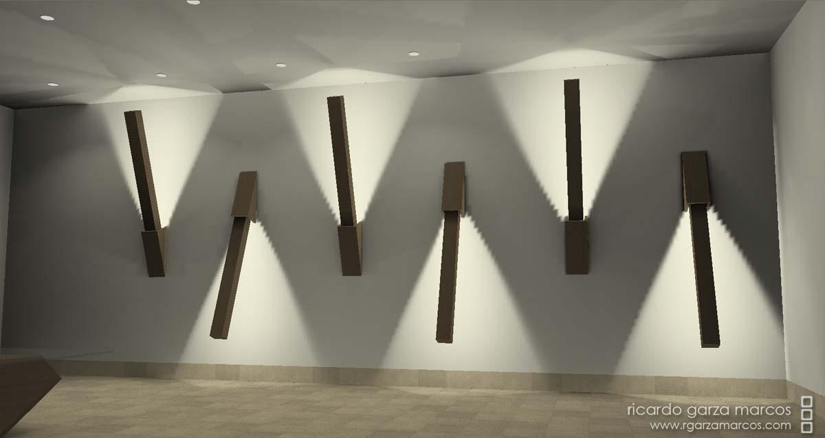 Ricardo garza marcos - Lamparas para la pared ...