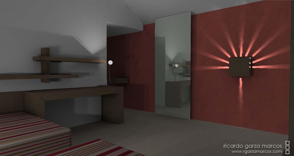Ricardo garza marcos blog archive lamparas cubo for Lamparas y plafones de pared